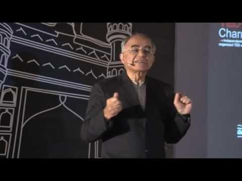 Gurcharan Das - India Grows at Night - TEDxCharminar