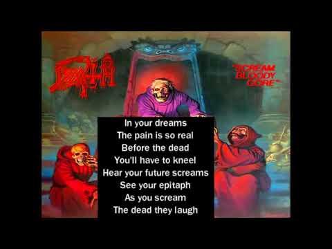 Death Scream Bloody Gore FULL ALBUM WITH LYRICS