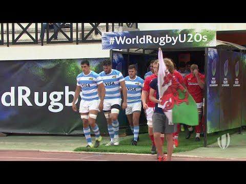 [Volverlo a Ver] El triunfo de Los Pumitas ante Gales en el Mundial Juvenil