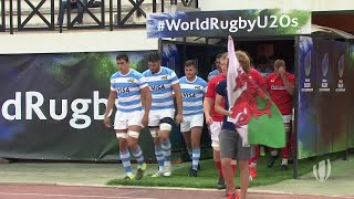 Wales 15-39 Argentina - World Rugby U20 Championship Highlights