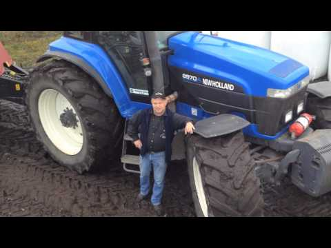 Newholland 8970