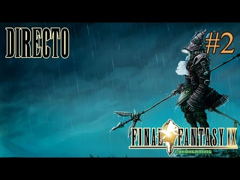 Generate Final Fantasy IX - Guía - Directo #2 - Español - Momentos de Nostalgia - Una Triste Historia Screenshots