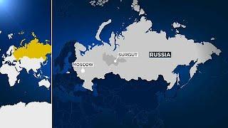 Knife attacker runs amok in Siberia thumbnail