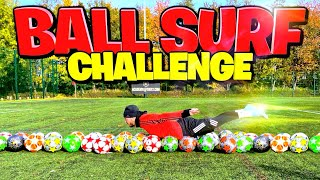 WORLD RECORD BALL SURF CHALLENGE! ⚽️🚀