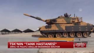 Türk Silahlı Kuvvetleri Yeni Obüsü ''Yavuz'' ile Gücüne Güç Kattı