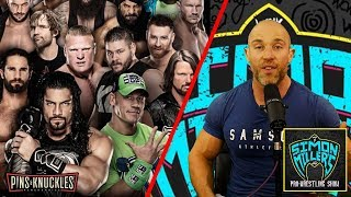My Top 10 BEST Wrestlers Of The Decade | Simon Miller's Wrestling Show #245