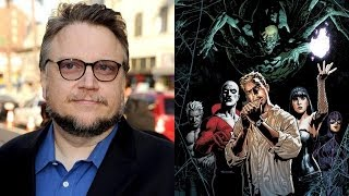 Guillermo del Toro Talks DC Universe Plans