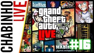 【LIVE】GTA Online #16 - MIKROORGAZMUS DoggyAndival, IceBlueBirddel, Csabusával és ZsDavval (18+)