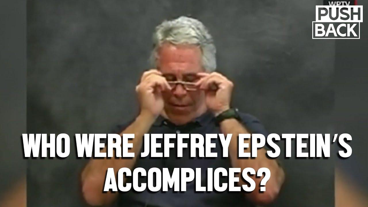 Are Jeffrey Epstein's secrets buried with him?