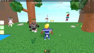 Playing The Crusher on Roblox because Im Bored