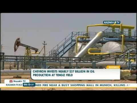 Chevron invests nearly $37 billion in oil production at Tengiz field - Kazakh TV