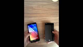 Zenfone 2 ve G4 çift tıklama (zenmotion vs knock code)