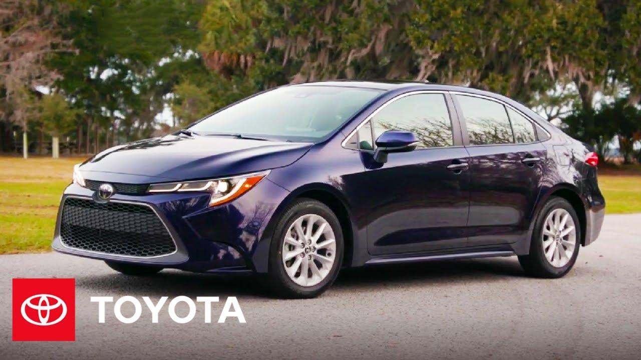2022 Corolla Overview | Toyota