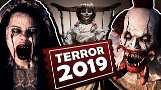 8 FILMES DE TERROR MAIS ESPERADOS DE 2019