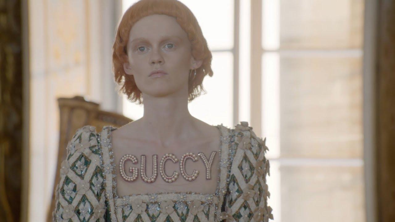 Gucci Cruise 2018 fashion show