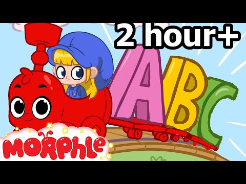ABC Song For Baby ( + 2 Hours of Nursery Rhymes )  songs for children - Morphle's Nursery Rhymes