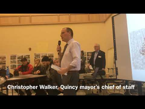 Quincy officials want reimagine Wollaston