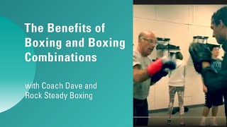 The Benefits Of Boxing With Coach Dave And Rock Steady Boxing | Parkinson's Unity Walk #PUW2021