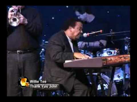 LMHOF member Willie Tee performs Thank You John at LMHOF Legends LIVE!