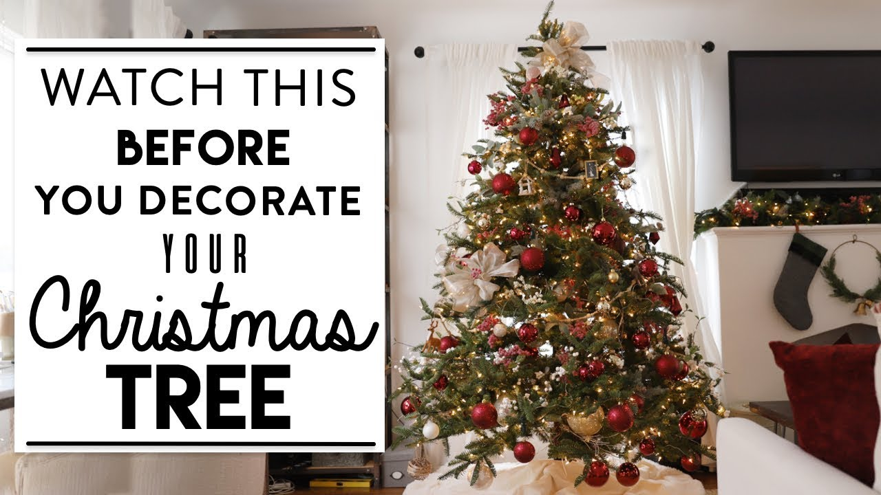 decorating your office for christmas christmas tree decorating watch this before you decorate your tree