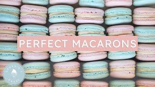How To Make Macarons | Georgia's Cakes