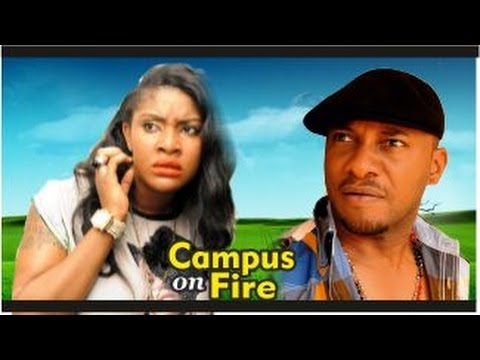 Campus On Fire -   Nigeria Nollywood Movie