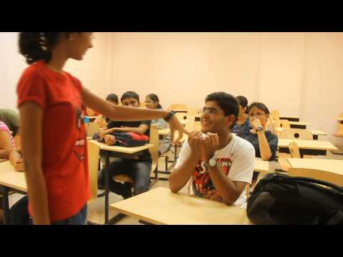 Mechanical Freshie- An on the spot movie by SilverScreen Freshmen at IIT Bombay