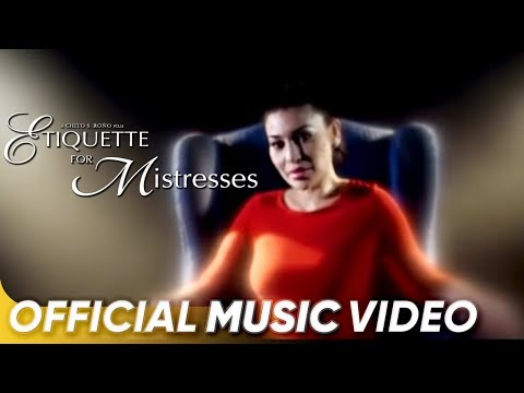 'You Don't Own Me' Official theme song of 'Etiquette For Mistresses'