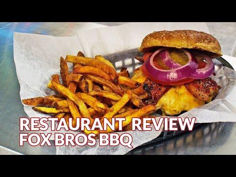 Restaurant   Fox Bros BBQ, American New  Atlanta Eats