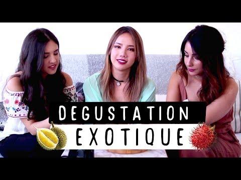 CES FRUITS QUE PERSONNE NE CONNAIT ! 😱 | Shiu Li, Camille GrandXo et Ash WayOfLife