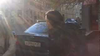 Настасья Самбурская в СПб