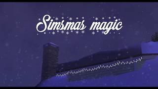 Simsmas Magic - Sims 2 Christmas Video