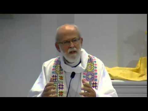 Former Presiding Bishop Mark S. Hanson's Sermon