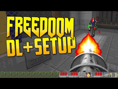 How To Get/install FreeDoom [free, Legal, Open Source]