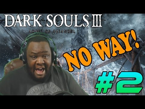 Can A Dark Souls Virgin Beat ASHES OF ARIANDEL? (PART 2)[DS3 DLC]  
