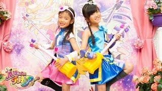 KanAki & Asahi 魔法使いプリキュアルームにお泊まりしたよ♪