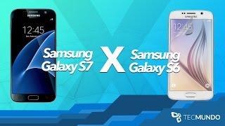 Comparativo Galaxy S6 x Galaxy S7: qual é o melhor smartphone?