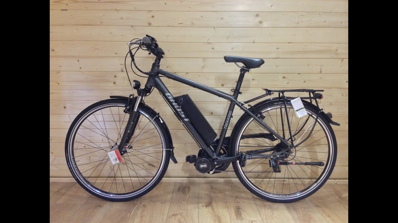 ddcd408362f E Bike - Ghost TR1300 with a 250w Bafang Mid Drive eBike Conversion ...