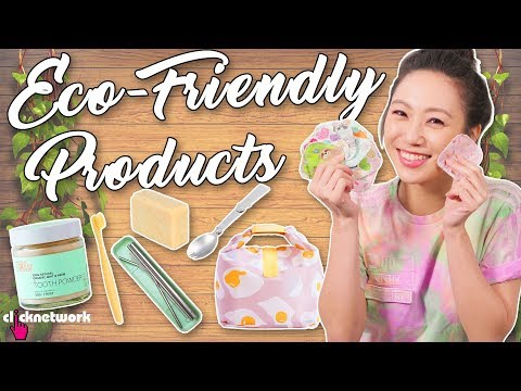Eco-Friendly Products Tried and Tested: EP163