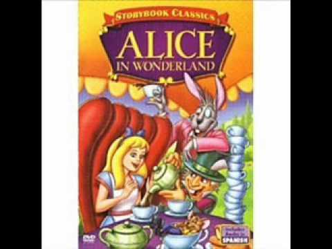 Alice in Wonderland - song (full version)