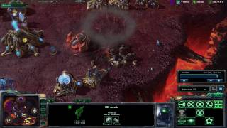 Starcraft II -- Wings of Liberty Terran Units