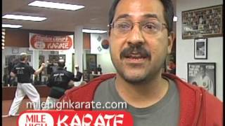Mile High Karate - Parents Speak Out About the Program