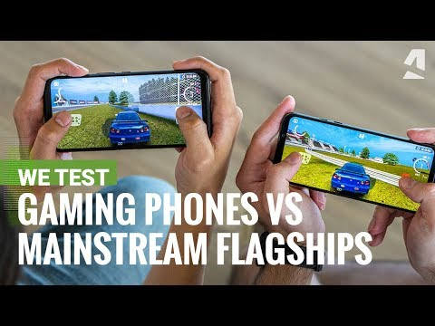 We test: Are gaming phones better than flagship phones?