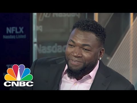 David 'Big Papi' Ortiz Talks Life And Business After Baseball | Squawk Box | CNBC