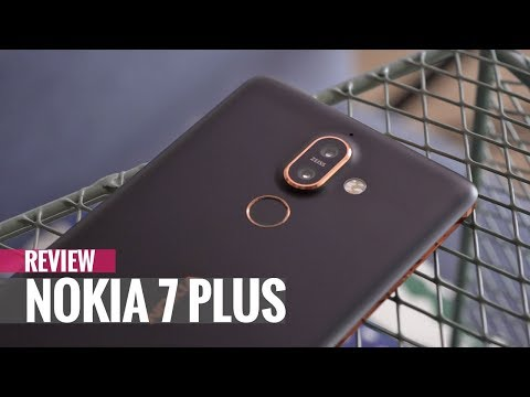 Nokia 7 Plus Review Videos