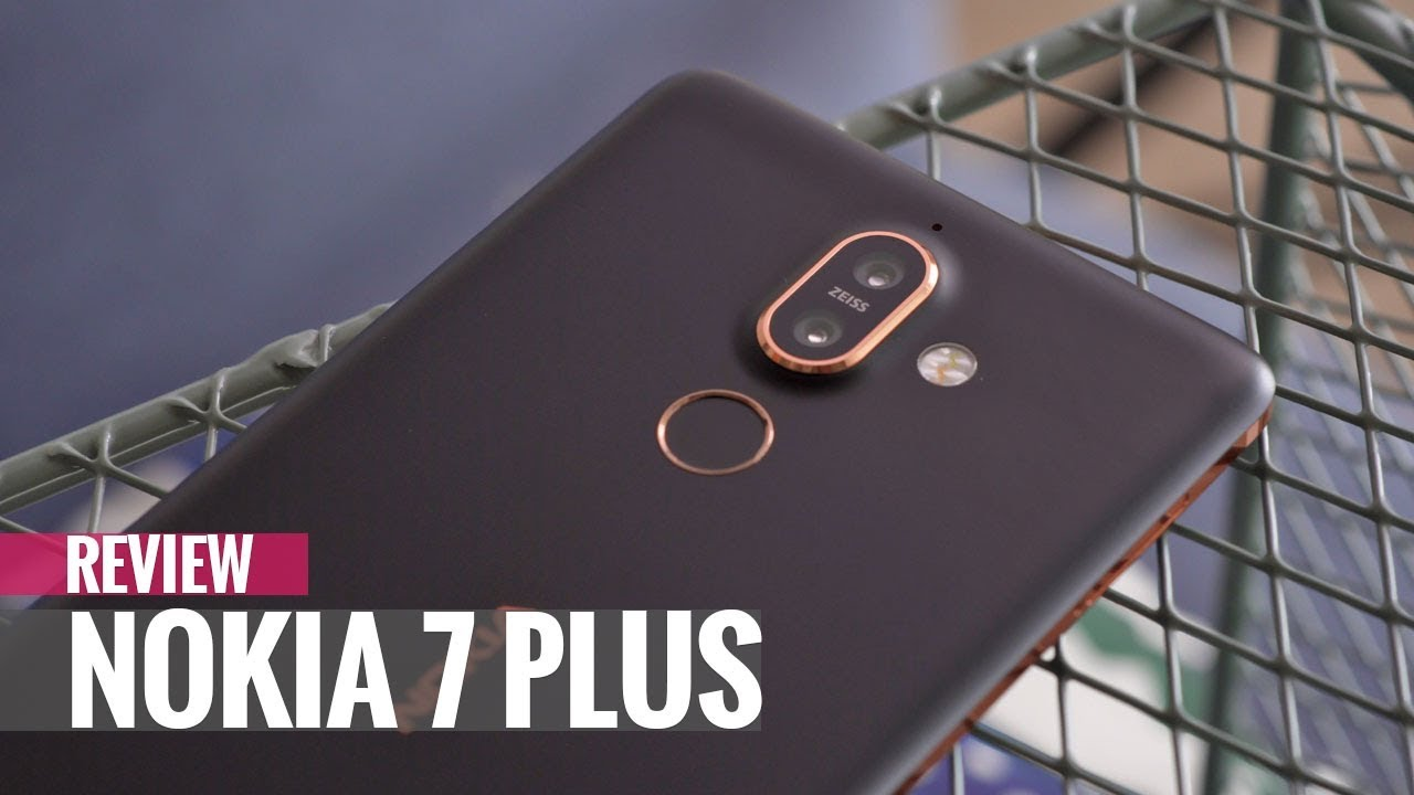 Nokia 7 plus - Full phone specifications