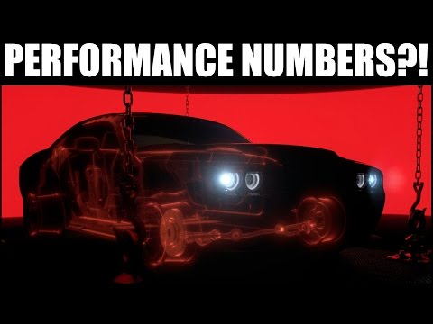 DODGE DEMON: REAL Performance Numbers!?!