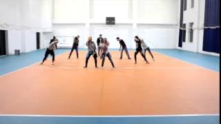 Chaplin Foxy Flashmob - Internal Video Instruction