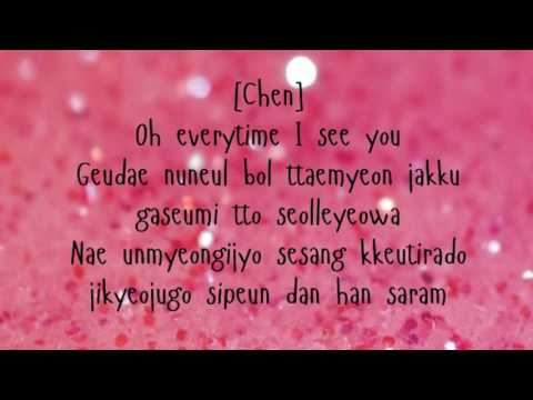 Chen & Punch DOTS Everytime - Jam GGSS