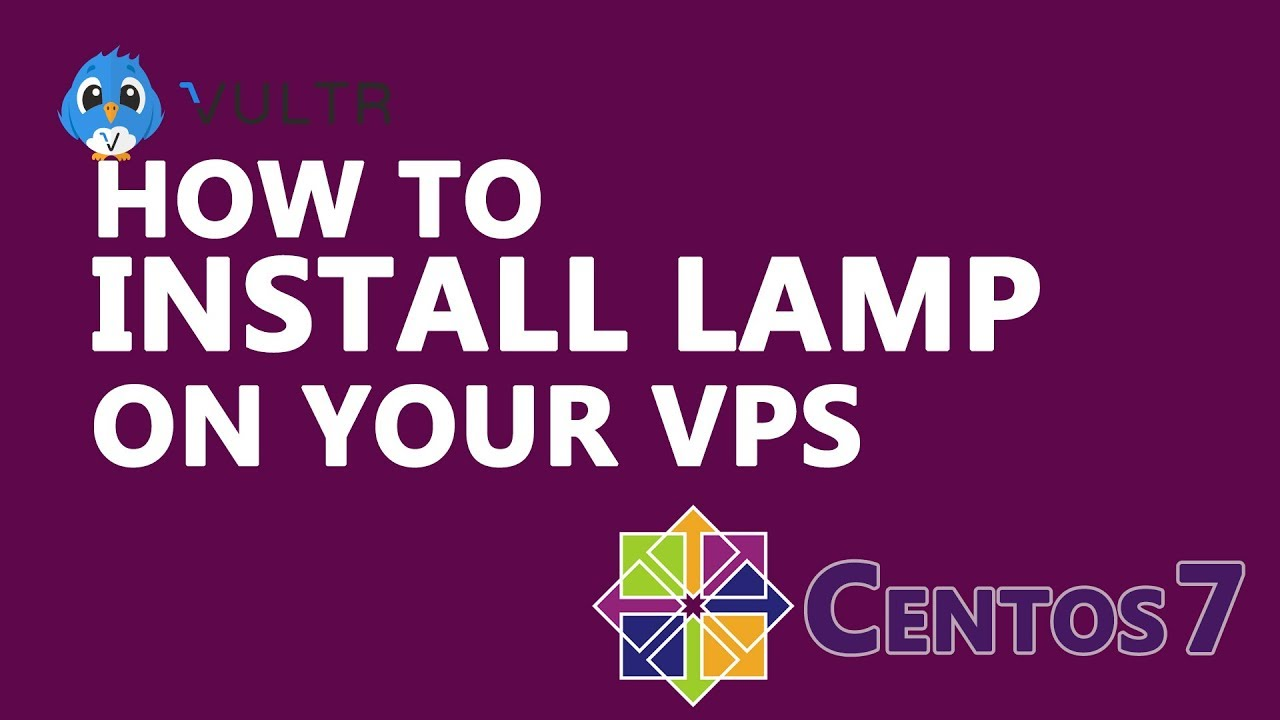 Centos Lamp How To Install Linux Apache Mariadb And Php Lamp Stack On Centos 7 Vultr Tutorial